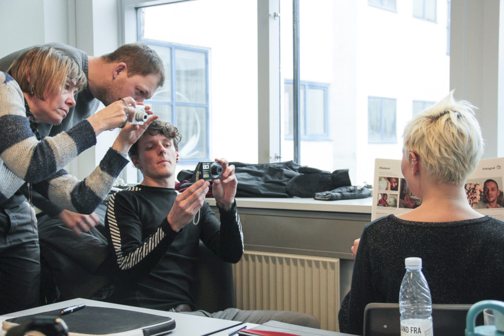 Free B2B Photography Coaching