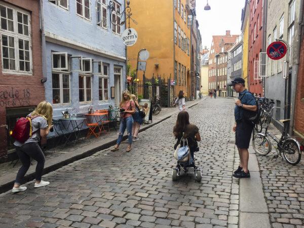 Group Photo Workshop in Copenhagen
