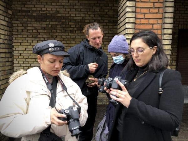 Photography for Beginners Group Workshop in Copenhagen