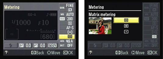 Understanding camera metering modes